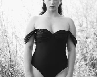 Vintage Gottex One-Piece Swimsuit
