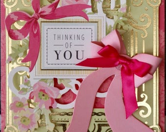 AG Thinking of you card