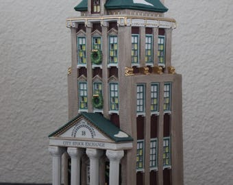 Department 56 - Christmas in the City - Brokerage House