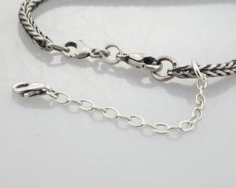 Safety Chain 925 Silver