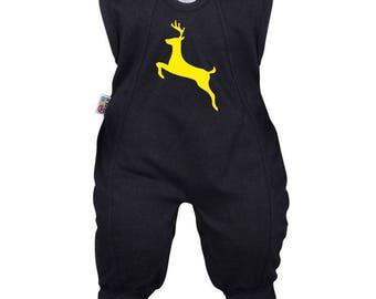 Christmas Baby onesie: reindeer