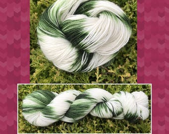 Greensleeves Hand Dyed Yarn