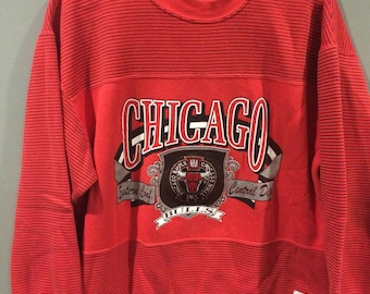 90s Chicago Bulls Nutmeg sweatshirt
