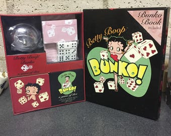Betty Boop Bunko Set