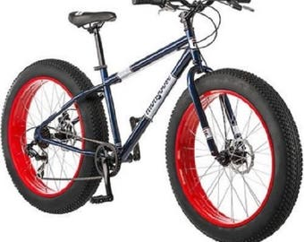 "26"" Mongoose Dolomite Men's 7-speed Mountain Bike"