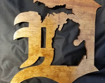 Handmade Michigan D's