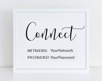 how to connect brother printer to wifi with password