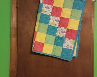 Turtle Baby Quilt