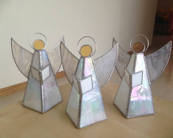 Handmade Tea light Angels