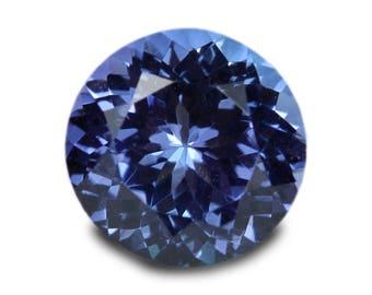 2.27 Cts - Tanzanite Loose Natural Gemstone - Round