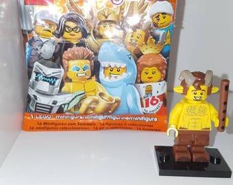 Lego minifigure, series 15: fauna