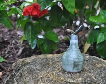 Decorative Pear Vessel