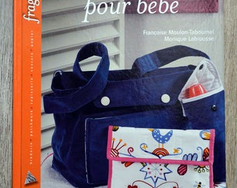 Baby sewing book