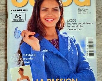 Magazine April 2003 Burda (40)