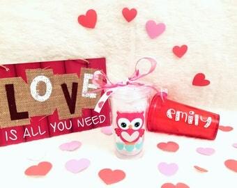 Valentine's Day Tumbler
