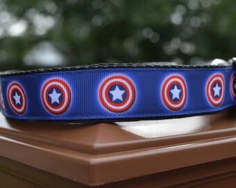 Captain America Collar