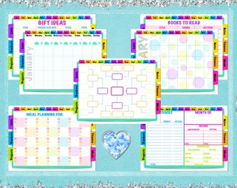 DATED Digital Planner for GoodNotes & More!