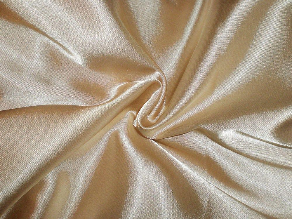 tissu satin dor polyester lasthanne prix au metre. Black Bedroom Furniture Sets. Home Design Ideas