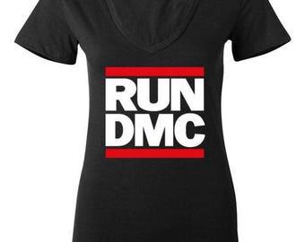 Run DMC v-neck