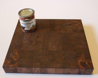 Walnut Endgrain cutting board