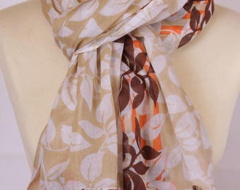 Scarf scarf 100% cotton