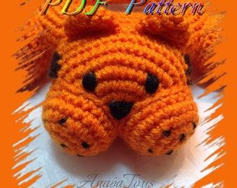 PDF Tiger Ring (AMIGURUMI)