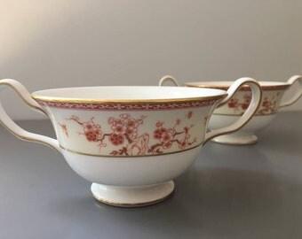 Wedgewood Cream Soup Bowl | Set of 2