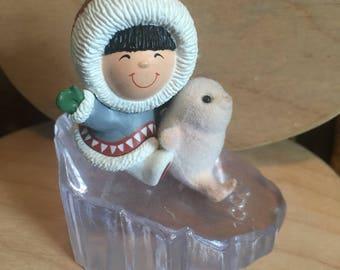 Hallmark 1990 Frosty Friends #11 No Box