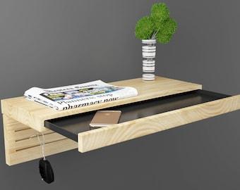 Floating Drawer floating drawer | etsy