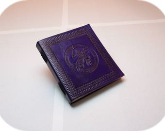 Knight Motiv Diary - Sketchbook - Journal - Handmade