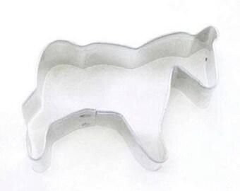 Horse cookie cutter 8cm