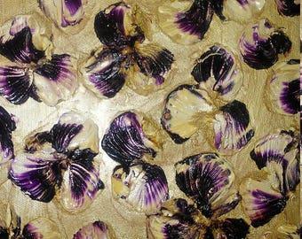 Purple lilys 2 peice set