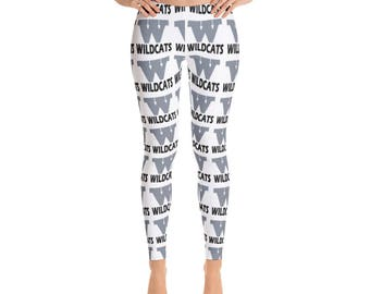 Normal Wildcats Spirit Leggings