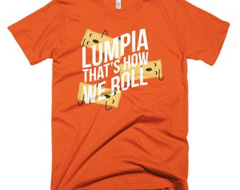 Lumpia Short-Sleeve T-Shirt