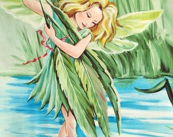Fairy Print Trio
