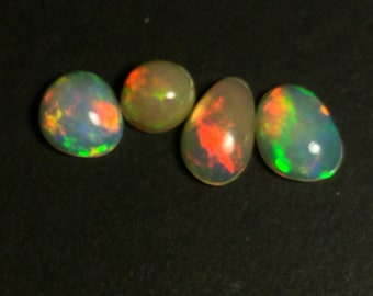 Ethiopian Welo opal freeforms..group of 3...total of 3.3 carats