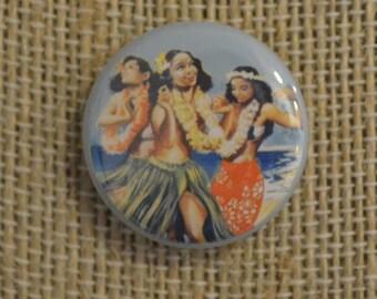 Vintage Polynesian Dancing