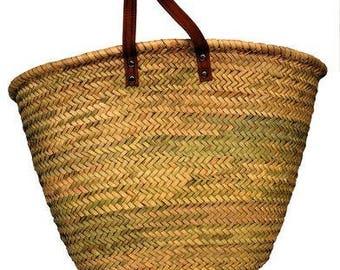Moroccan basket, customizable