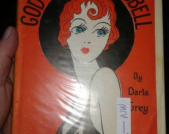 God Loves A Dumbell by Daria Grey Hardcover FIRST EDITION