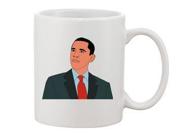 INSPIRATIONAL MUG OBAMA President Obama Dream Big Hope Mug Gift Mug for her for him great gift mug Birthday Holiday Gift Anniversary Gift