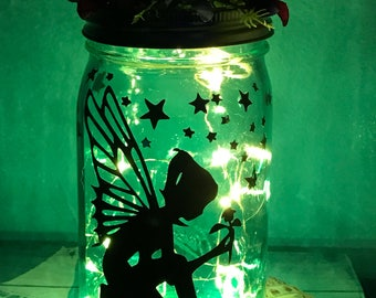Fairy Mason Jar Lights