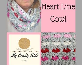 Heart Line Cowl