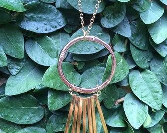 Conductor Pendant necklace