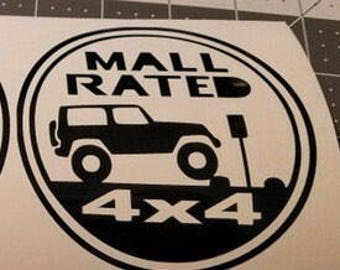 Mall Rated 4x4