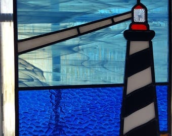 Stained glass, Light House