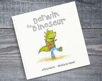 Darwin the Dinosaur Kids Book