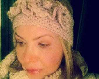 Stylish Crochet Knitted Headband