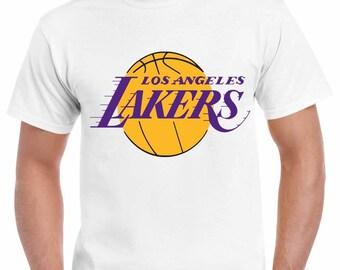 Los Angeles Lakers Logo T-Shirt