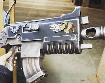 Warhammer 40K ispired BOLTER - made to order