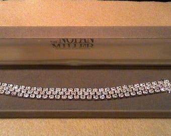 90022 Nolan Miller braclet Glamour Collection. New in box.